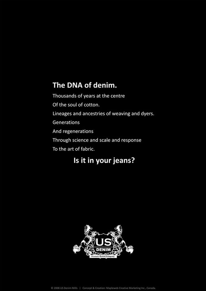 THE DNA OF DENIM – US Denim News Blog