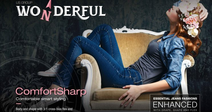#Usfashion Wonderful Comfort-Sharp and Comfortable Smart Styling #Denim