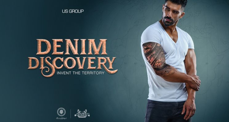 #DENIM DISCOVERY: Invent the territory MUNICH FABRIC START BLUEZONE