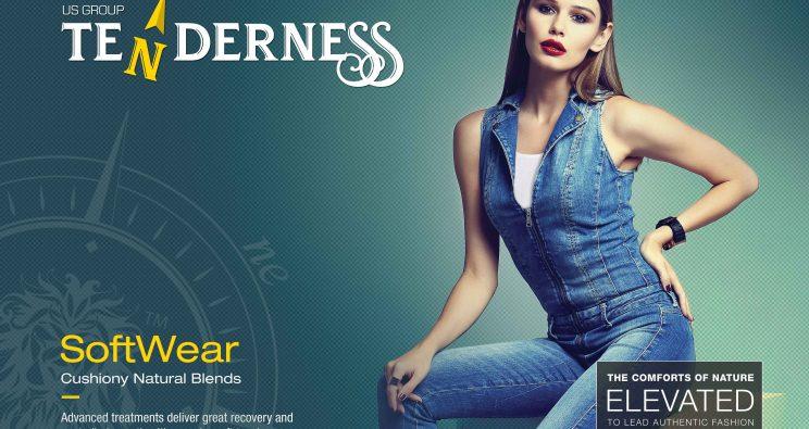 #Usgroup Tenderness Soft Wear Cushiony Natural Blends