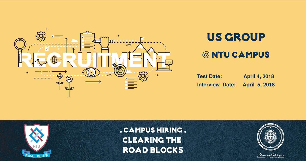 USDenimrecruiting at NTU (National Textile University
